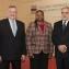 Tallinna Tehnikaülikooli rektor A.Keevallik, F.Bensouda ja L.Moreno-Ocampo