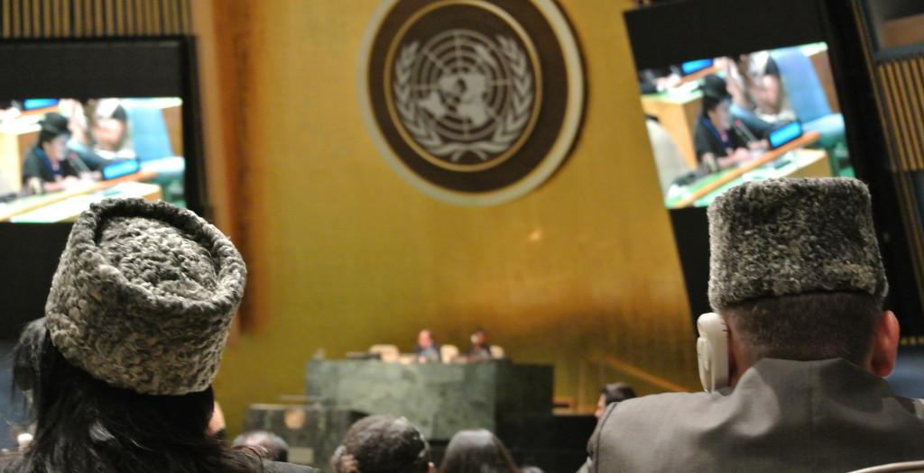 Krimmitatari esindus ÜROs